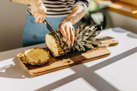鳳梨減肥法好處多!鳳梨酵素減脂排毒又助消化,早餐這樣吃瘦身成功不復胖!