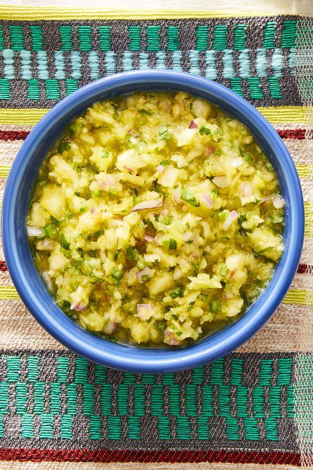 pineapple salsa