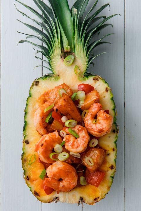 pineapple shrimp vertical