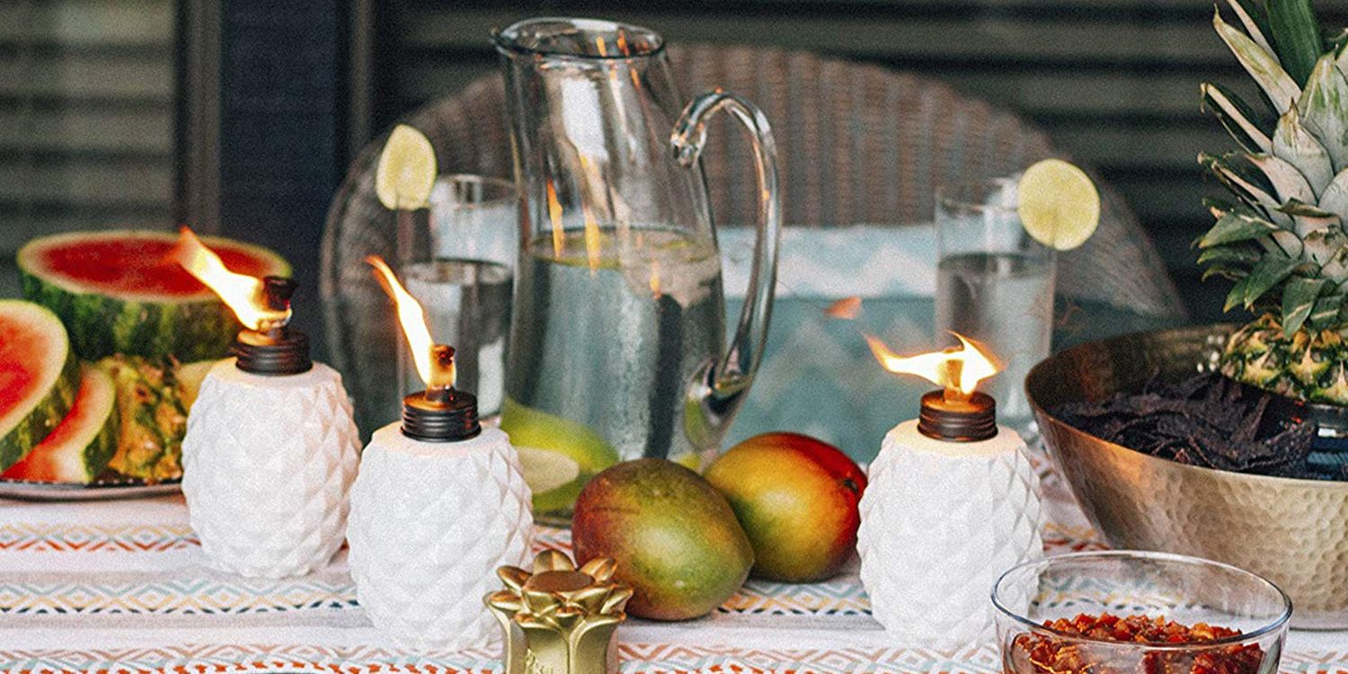 9 Best Tiki Torches Lights You Can