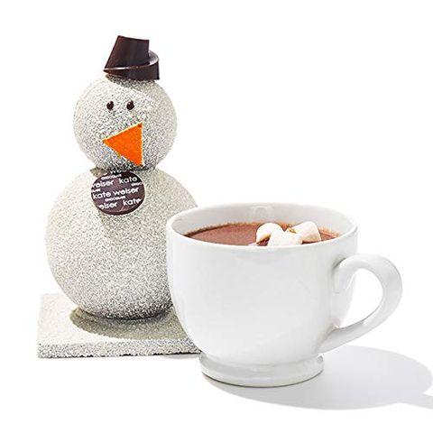 Pingüino de chocolate - la lista de oprah