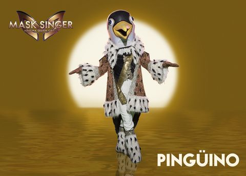 el pinguino de mask singer