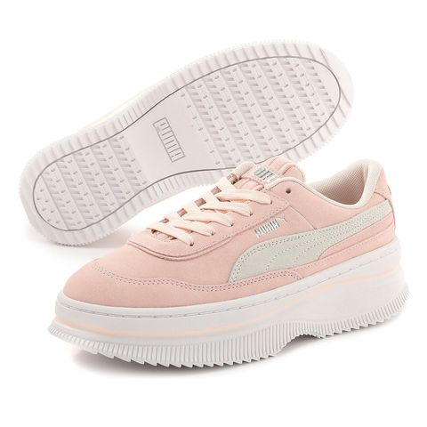 Shoe, Footwear, White, Walking shoe, Product, Sneakers, Skate shoe, Pink, Outdoor shoe, Beige,