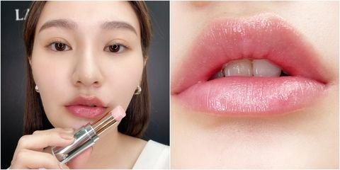 Lip, Face, Skin, Cheek, Eyebrow, Nose, Pink, Chin, Beauty, Jaw,