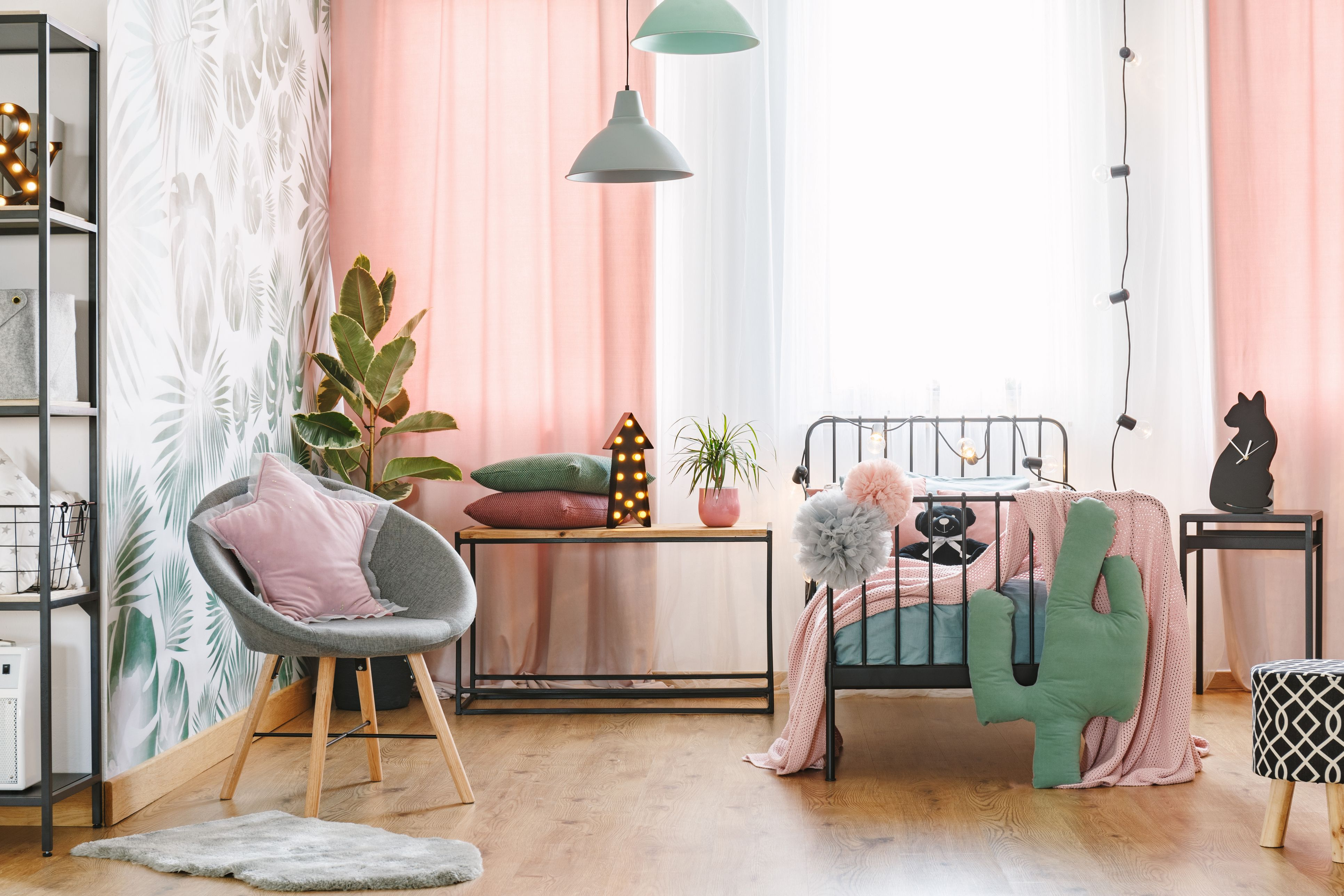 15 Girls Room Ideas Baby Toddler Tween Girl Bedroom Decorating