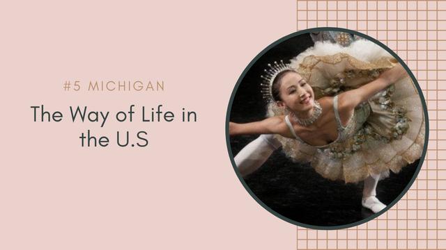 本連載ではアメリカ各地に暮らす日本人女性にフォーカスし、異国での挑戦、その土地での暮らしや発見、おすすめスポットなどをインタビュー。第五回目はミシガン州のグランド・ラピッドで州唯一のプロのバレエ団「グランド・ラピッド バレエ」で活躍する日本人バレリーナの大場優香さんへインタビューをしました。