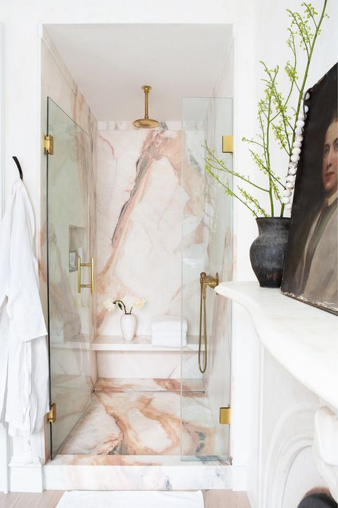 19 Designer Pink Bathrooms The History Of Pink Bathrooms