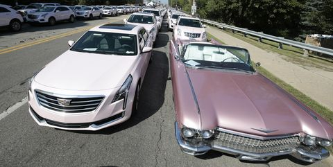 Pink-cadillc-aretha-franklin-funeral