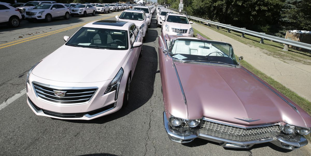 Pink Cadillac Images