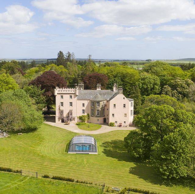 pink castle for sale in aberdeenshire