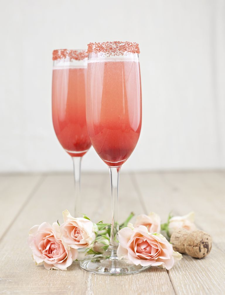 25 best pink drinks for valentine 39 s day recipes for for Best cocktails for valentine s day