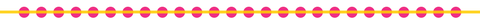 Pink, Text, Magenta, Line, Yellow, Purple, Violet, Font, Logo, Material property,