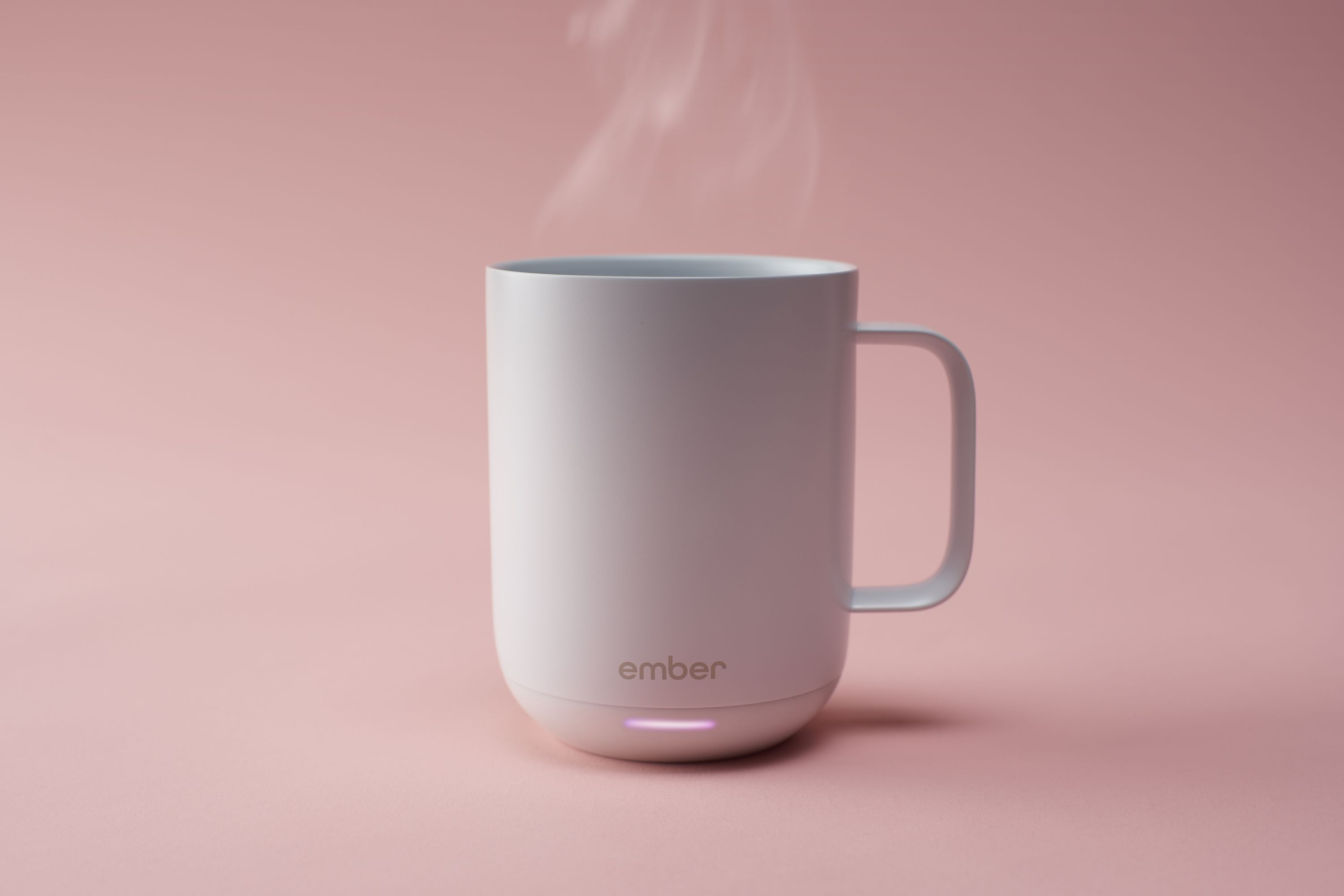 The Ember Heated Mug Keeps Your Coffee At The Right Temperature Ember Smart Mug First Look Review
