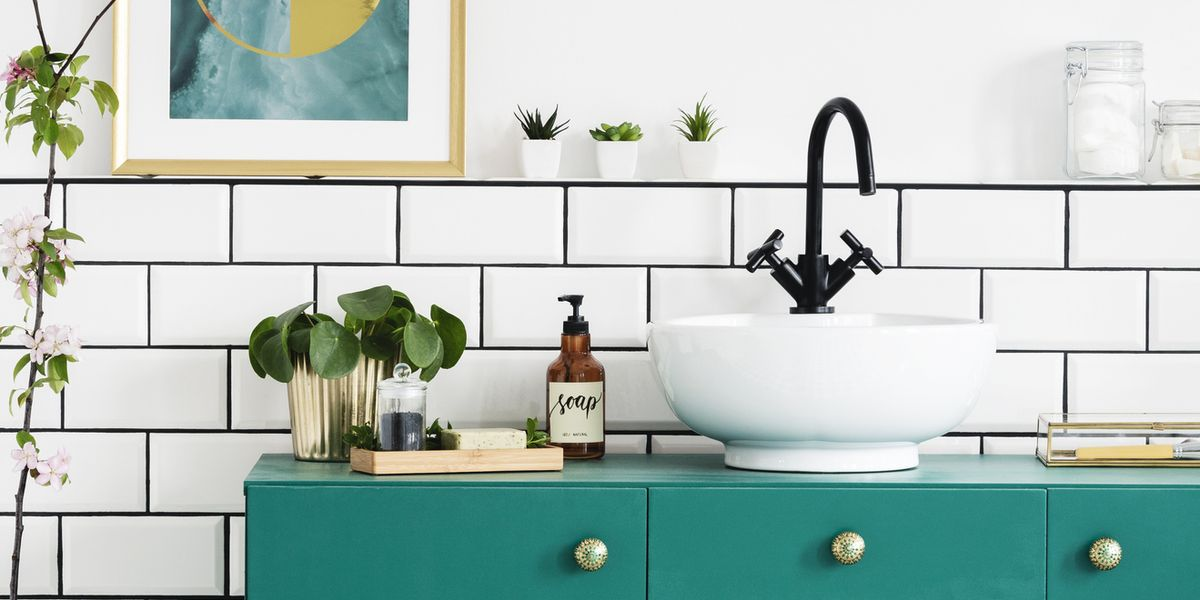 Wall Shelving Ideas For Small Spaces: 22 Small Bathroom Storage Ideas
