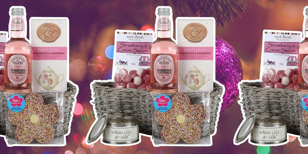 The pink gin hamper you need on your Christmas list this year
