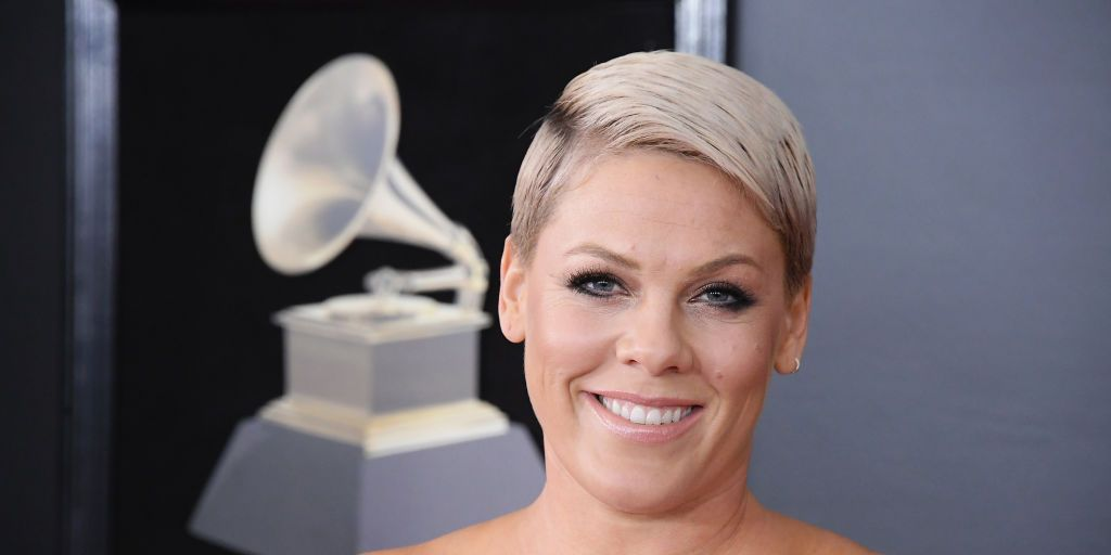Pink 2018 Grammy Awards