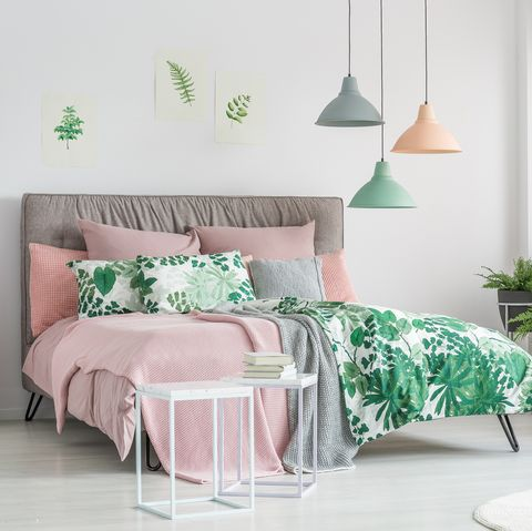Pink And Grey Bedroom Ideas Pink And Grey Bedroom Colour Decor