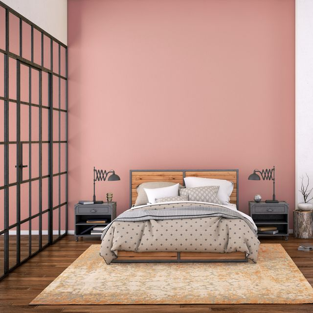Pink And Grey Bedroom Ideas Colour Decor