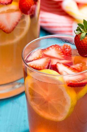 pink lemonade recipes
