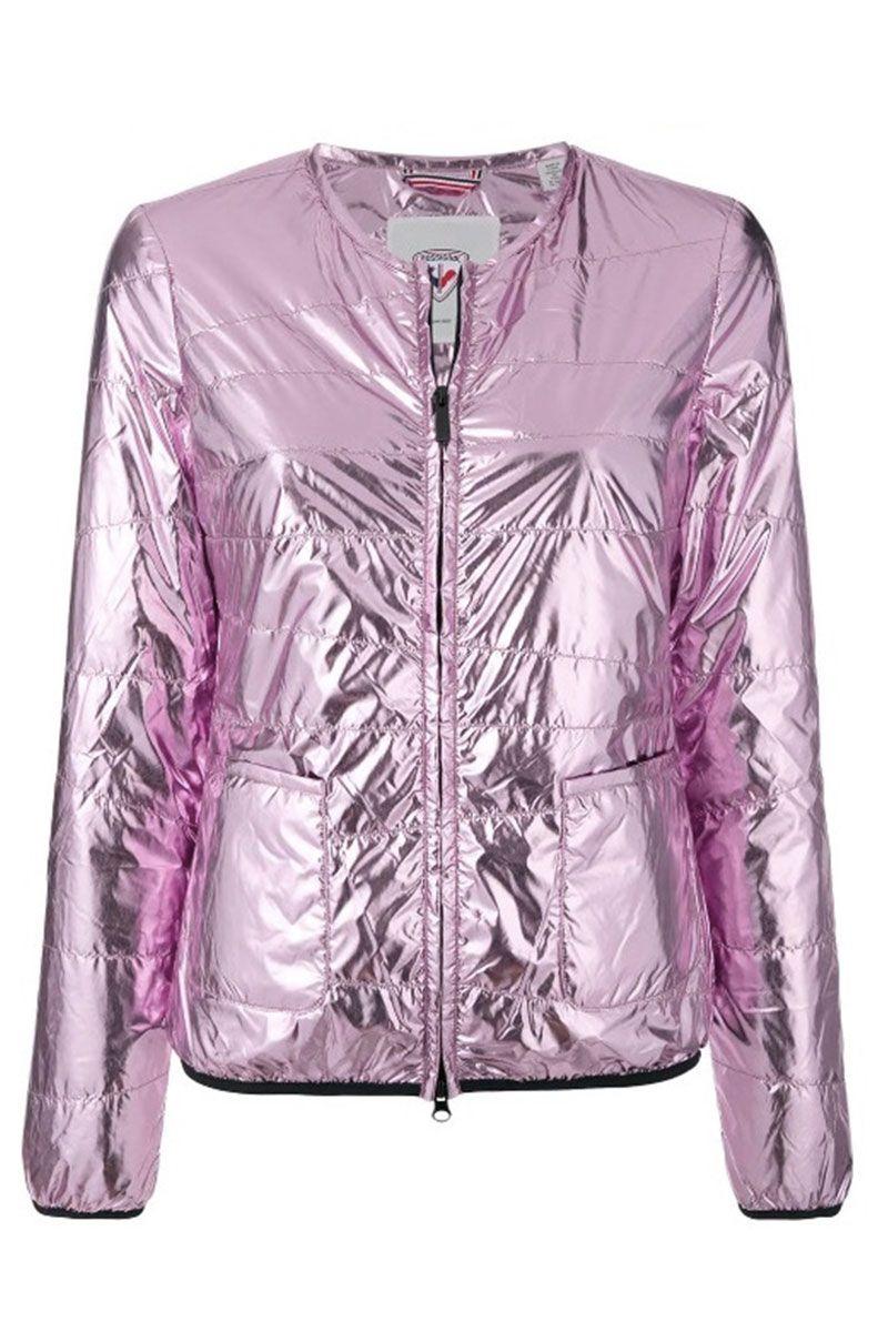 Pink puffer jacket - best women's puffer coat