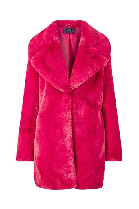 best faux fur coats 2018