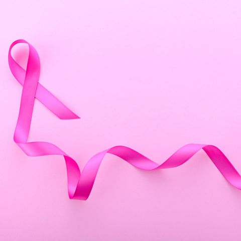 breast cancer awareness pink ribbon