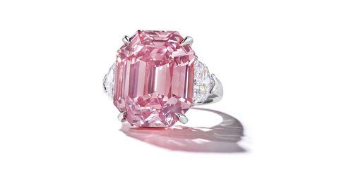 Pink Winston Diamond