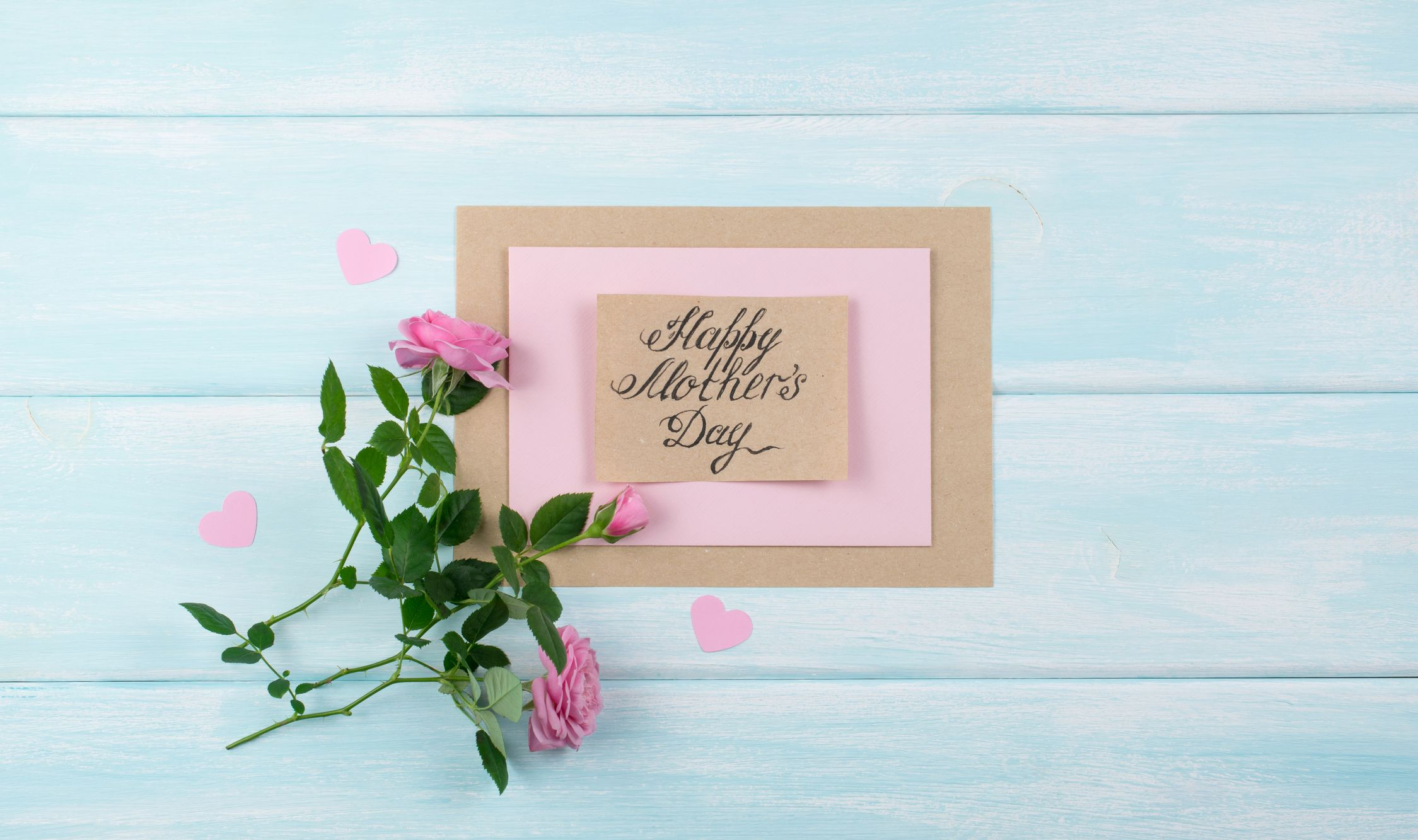 picture about Printable Mothers Day Cards to Colour in called 30 Adorable Absolutely free Printable Moms Working day Playing cards - Mother Playing cards By yourself Can