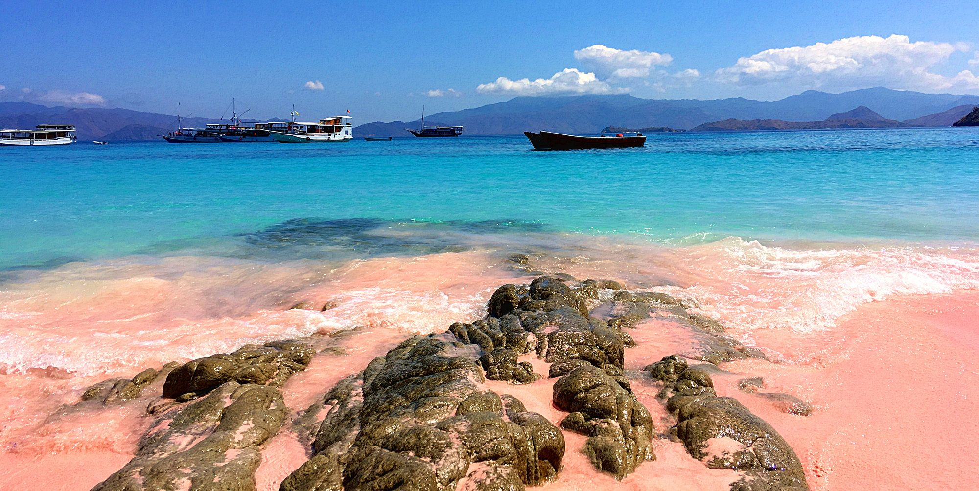 The 10 Most Striking Pink Sand Beaches In the World