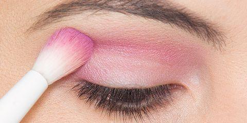 fairy halloween makeup how to — easy sparkly fairy eye