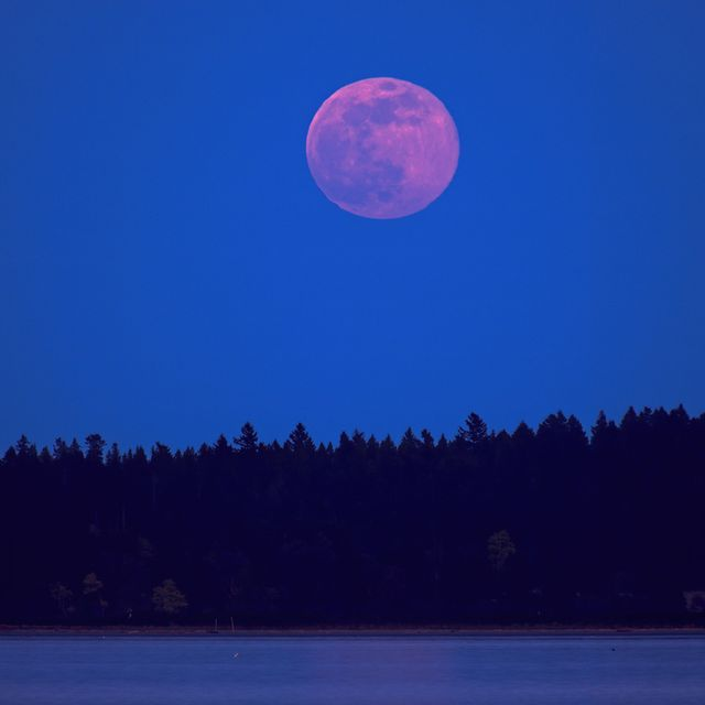 april's pink supermoon when is it and how can you make it work for you