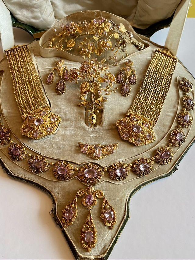 regency jewels