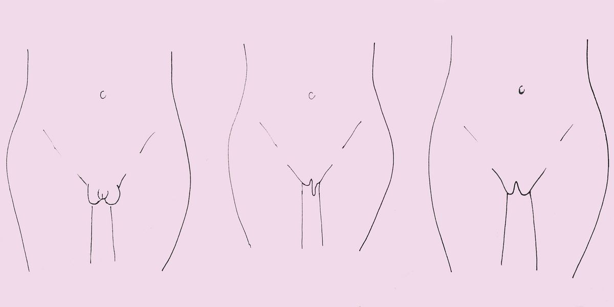 Is My Vagina Normal Here Are The 7 Different Types Of Labia-9047