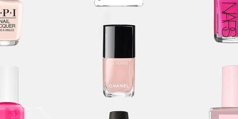 Cosmetics, Nail polish, Product, Pink, Water, Beauty, Liquid, Nail care, Beige, Gloss,