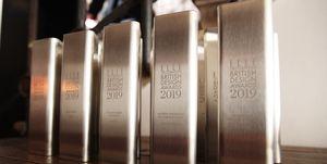 ELLE Decoration British Design Awards 2019, London, UK, 13th February 2019
