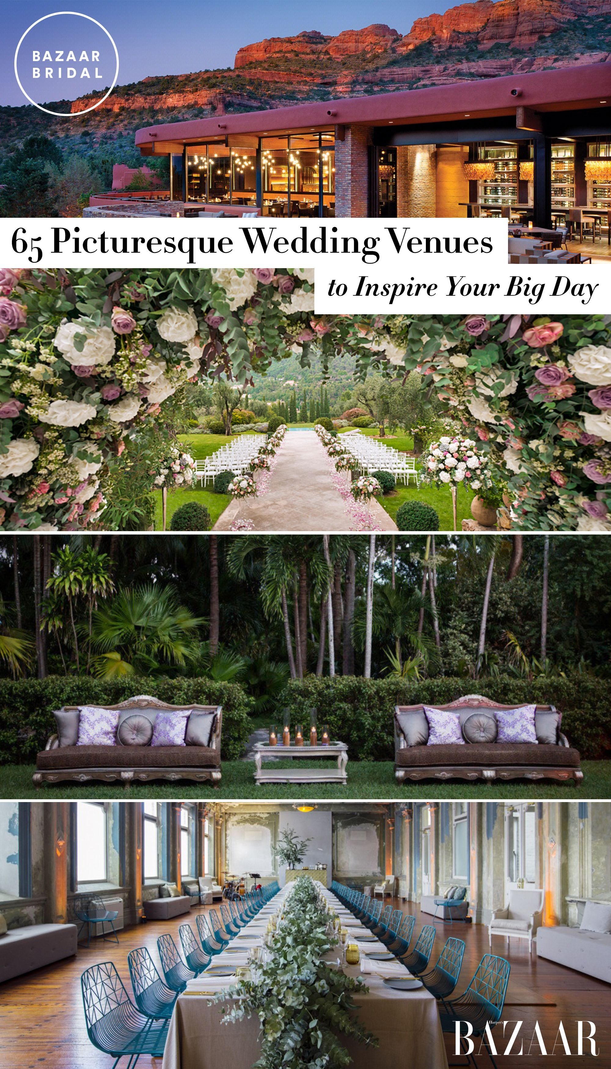 65 Amazing Wedding Venues Best Places In The World To Get Married 2017