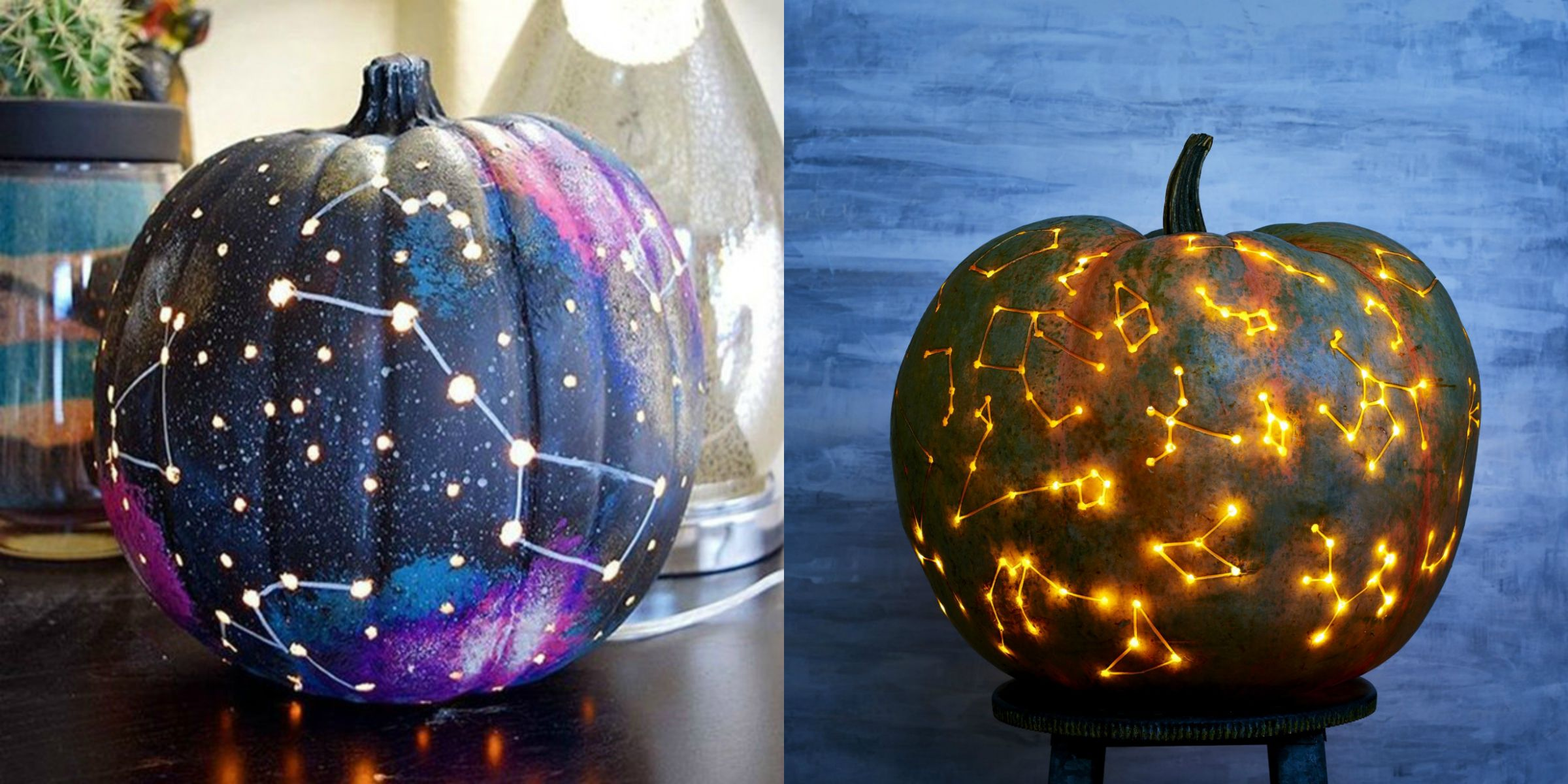 So, Galaxy Jack O' Lanterns Are a Thing and They're out of This World