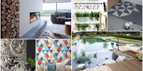 Pinterest interiors trends photo