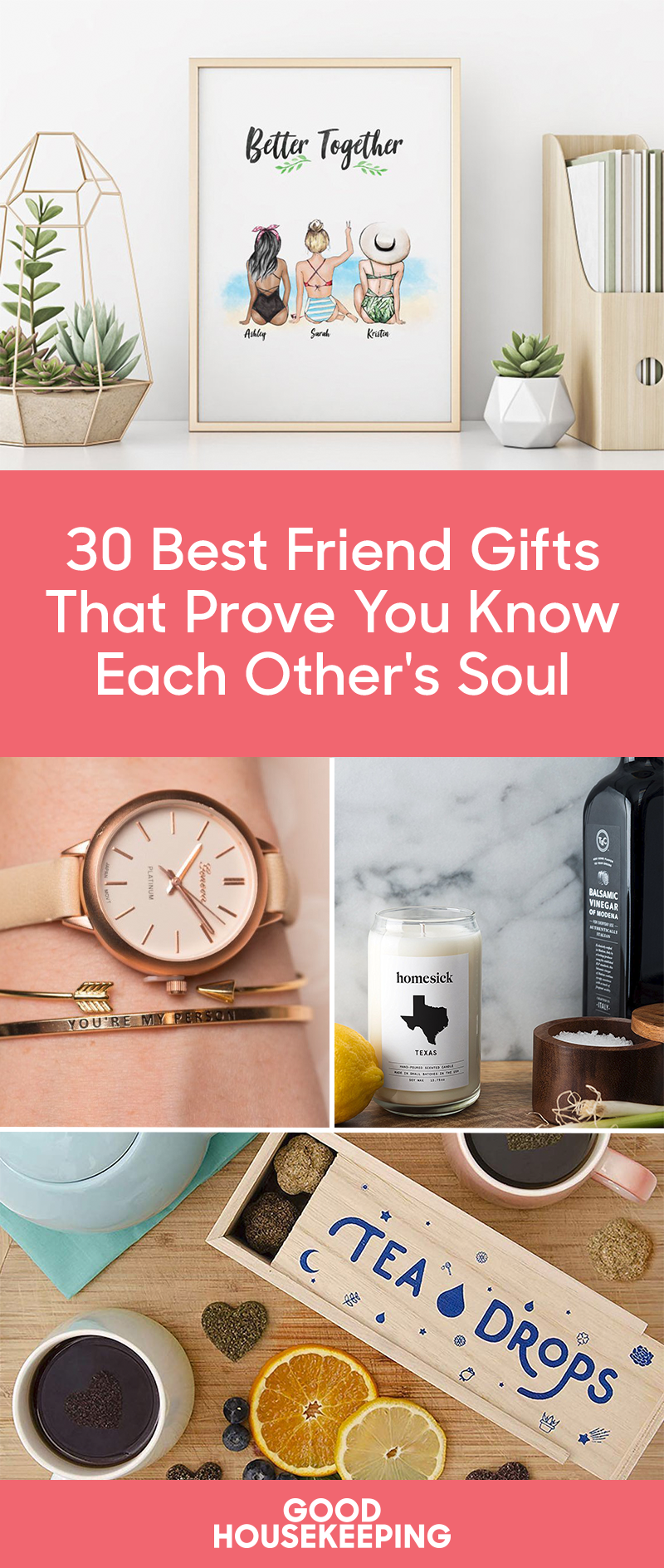 30 Best Friend Gift Ideas