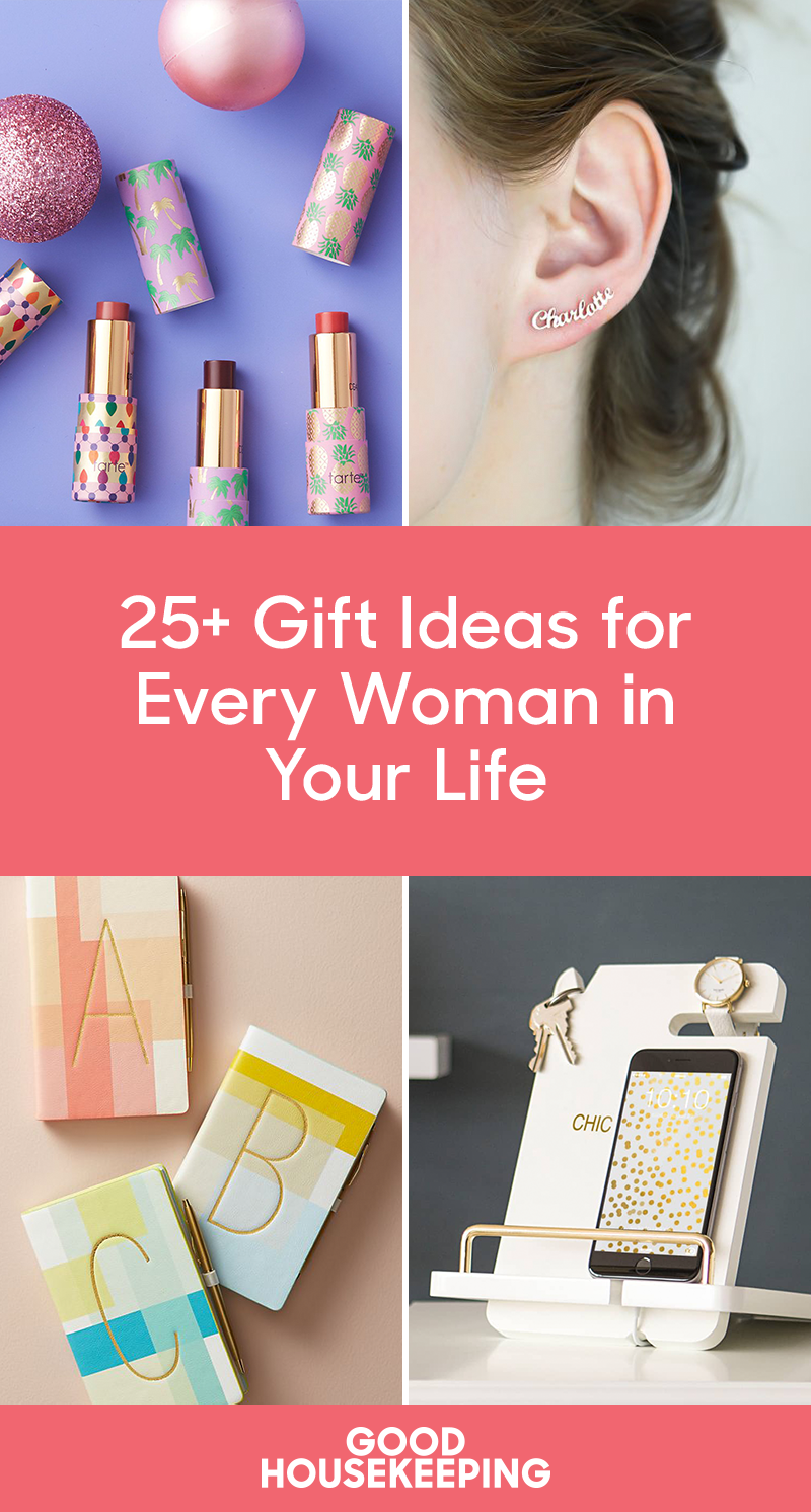 35 best christmas gift ideas for her 2018 - great gifts for women
