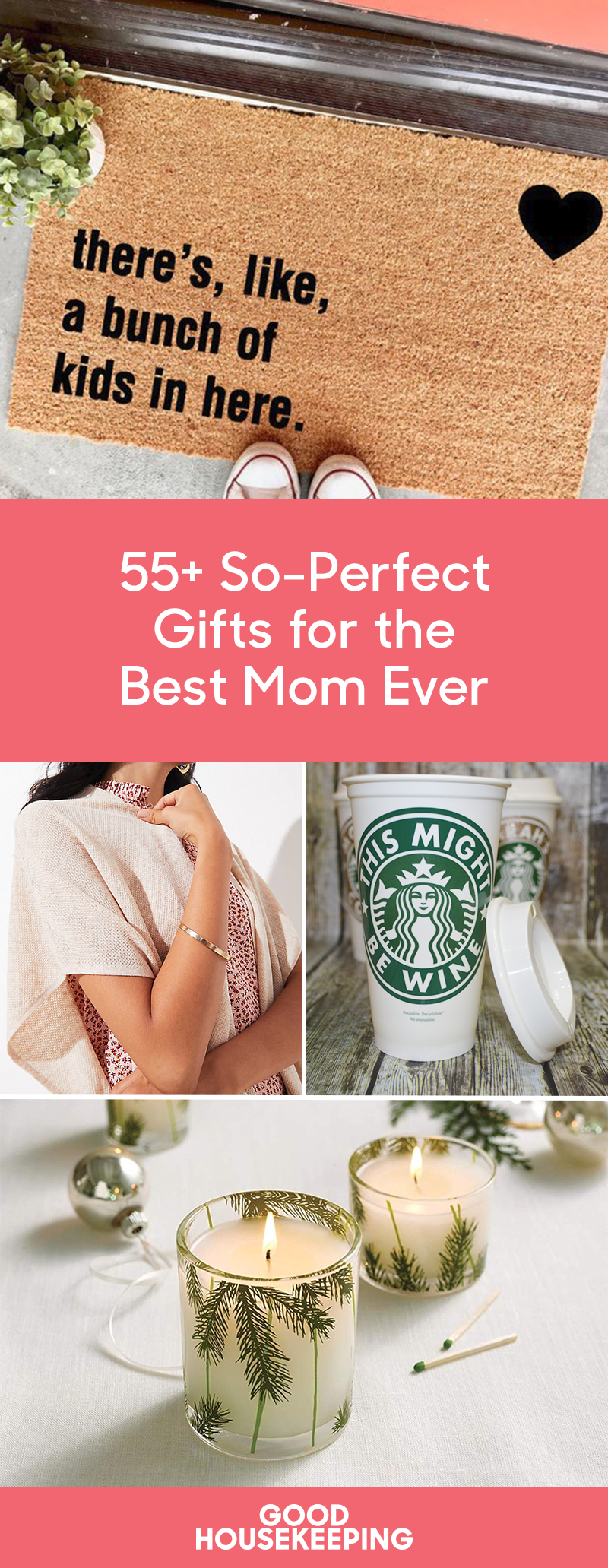 65 Best Holiday Gifts For Mom