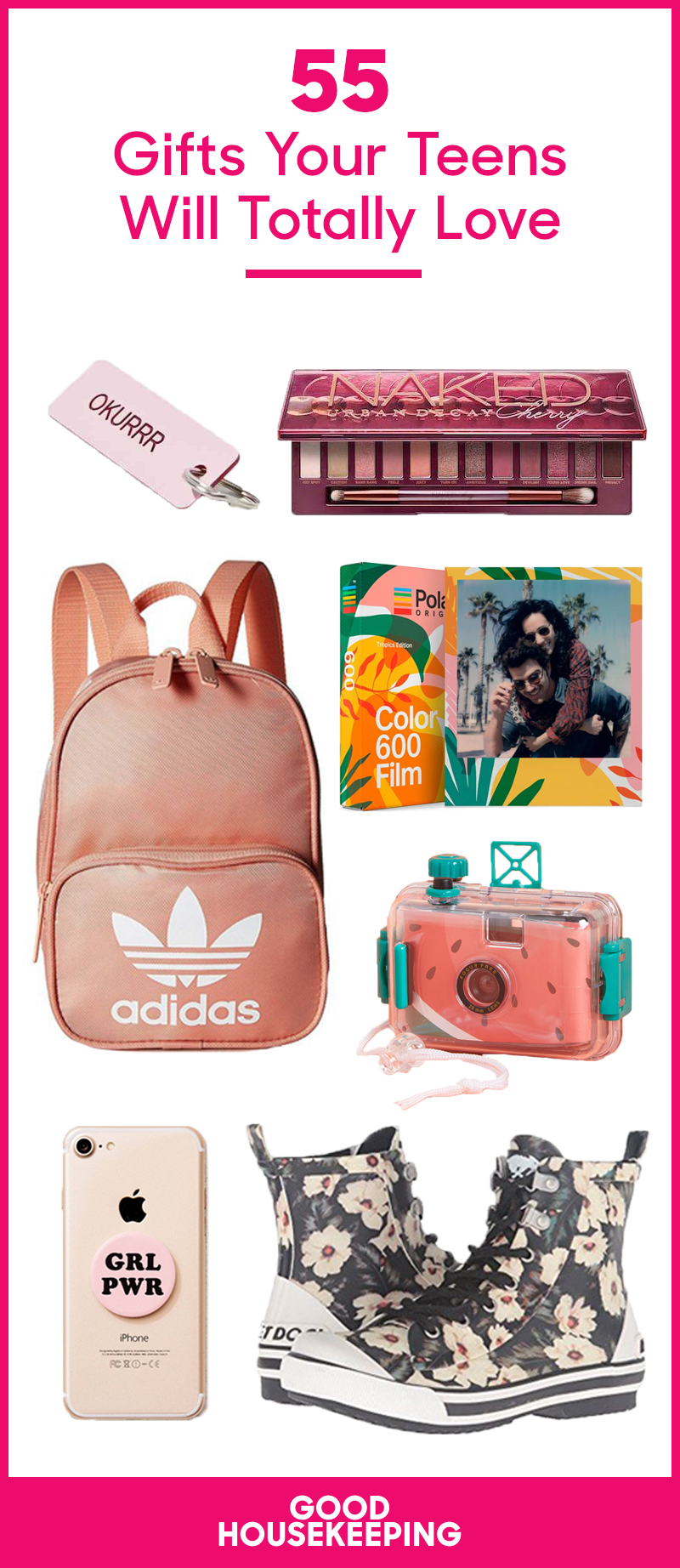 60 Cool Gifts for Teens - Top Boy & Girl Teenager Christmas Gift Ideas
