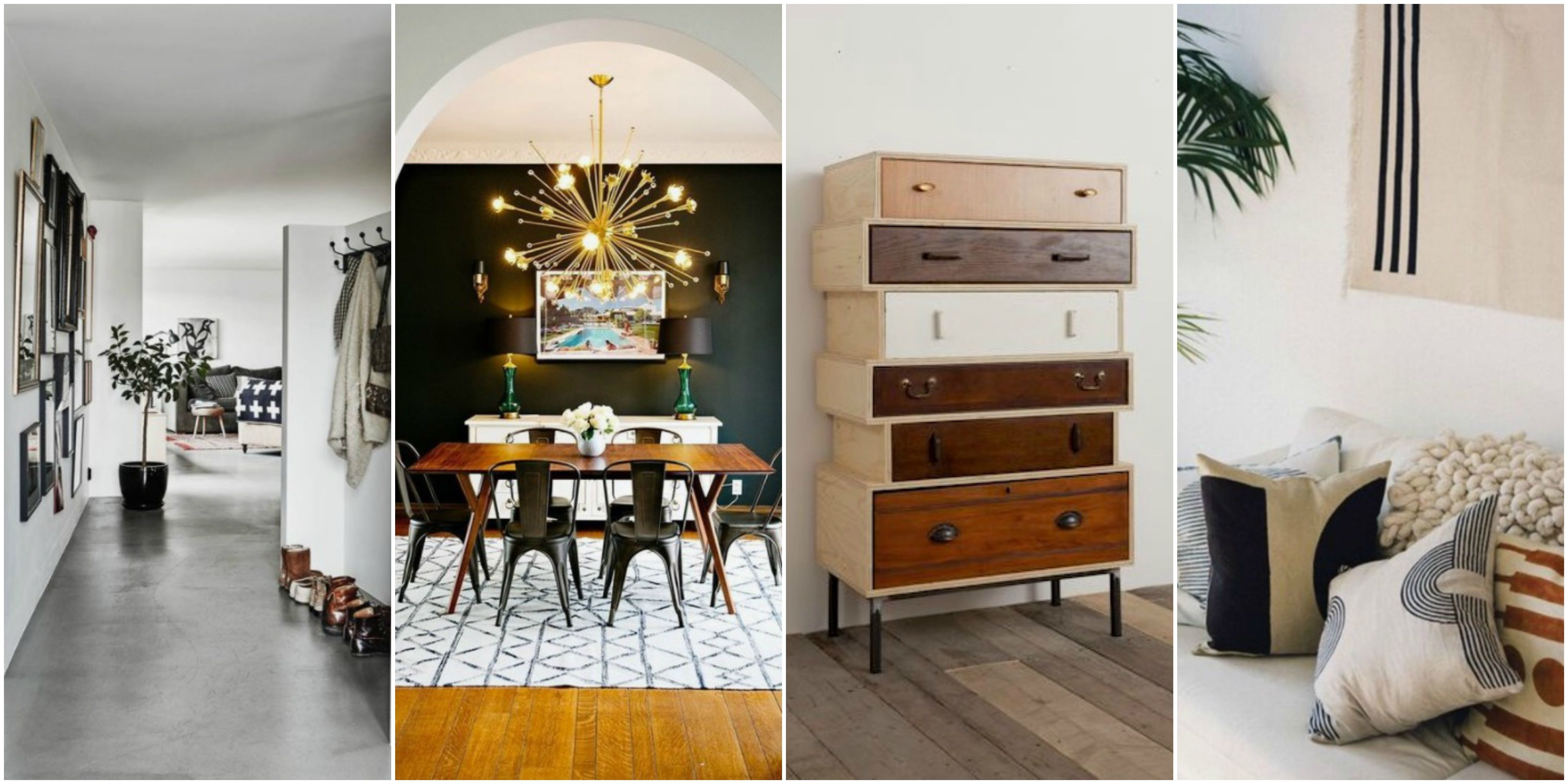 18 Quirky Interior Trends For The Year So Far, According To The Pinterest  Home Report