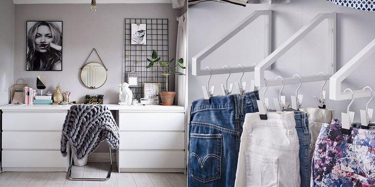 14 Ikea hacks to transform your bedroom. Ikea hacks for bedrooms   bedroom ikea hacks