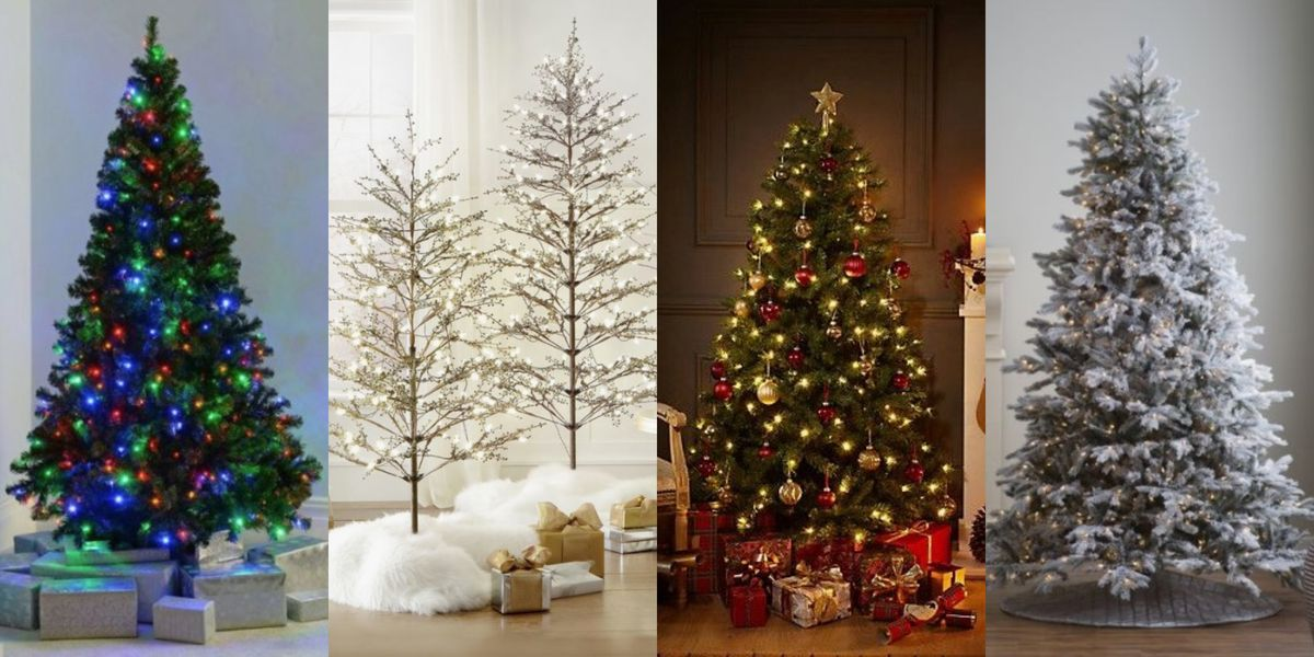 The Best Pre-Lit Christmas Trees