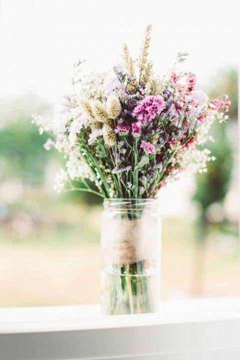 Flores cristal
