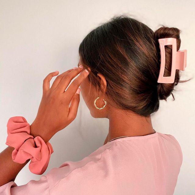 pinza del pelo