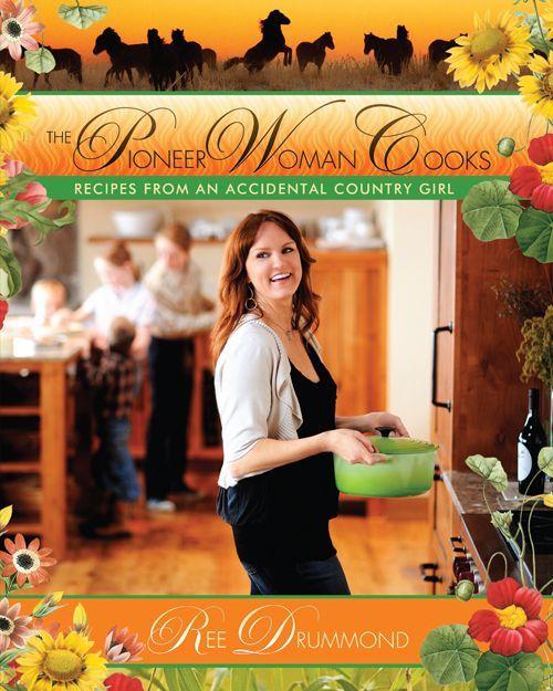 pioneer woman cooks cookbook