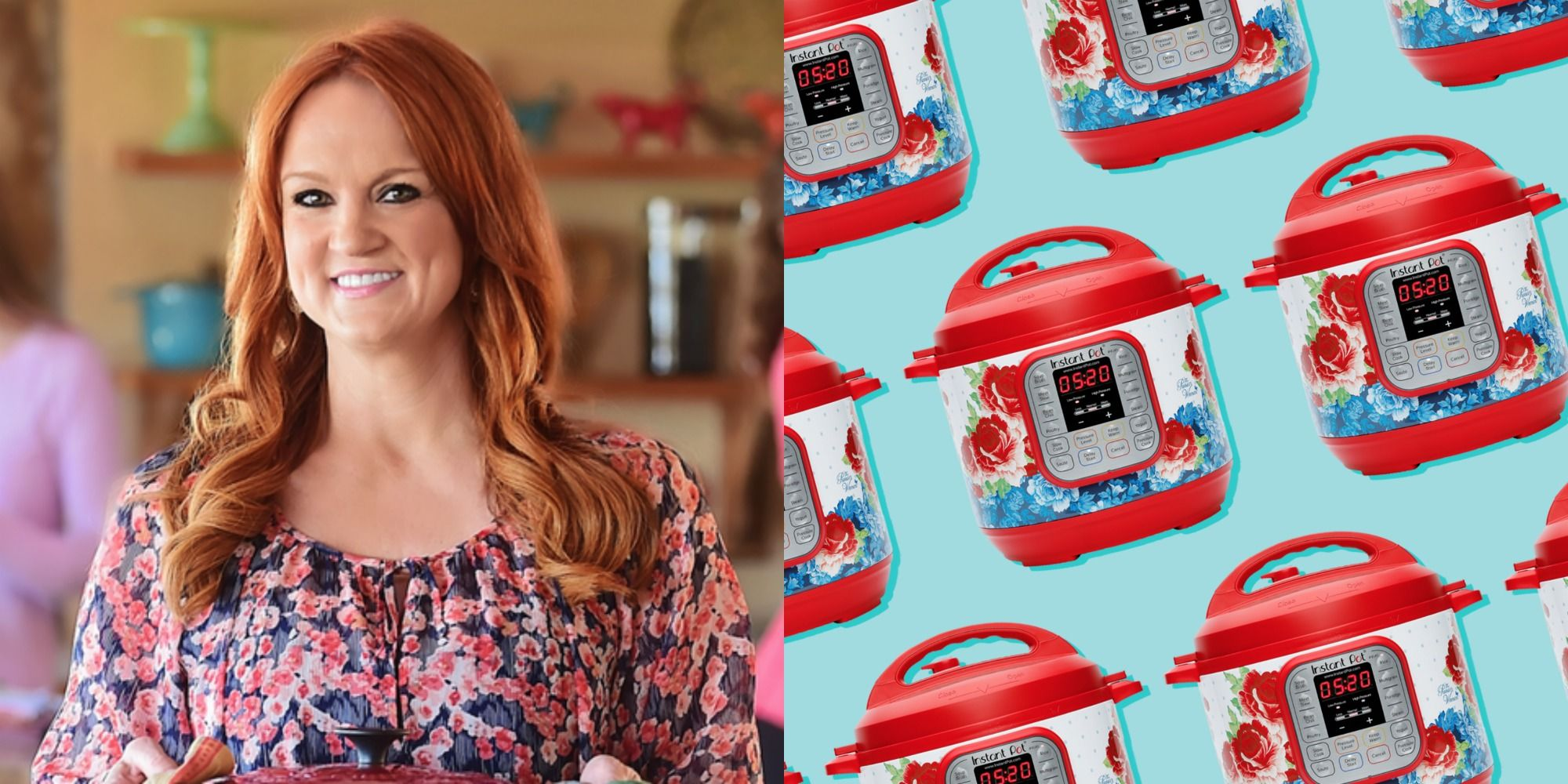 """The Pioneer Woman Has a New """"Frontier Rose"""" Instant Pot Available for Pre-Order"""
