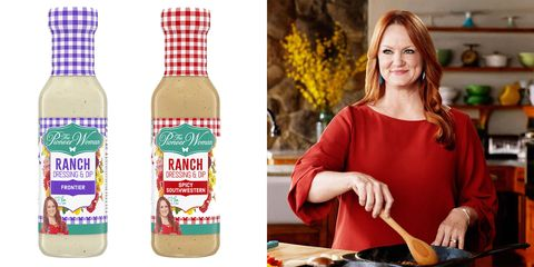 The Pioneer Woman Came Out With Her Own Line Of Ranch Dressing